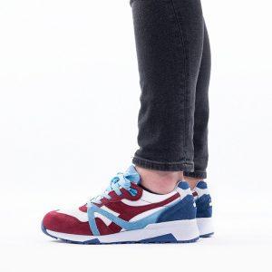נעליים דיאדורה לגברים Diadora Dolcevita Italia - לבן  כחול  אדום