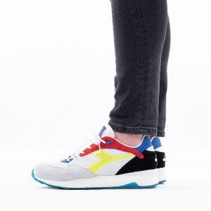 נעליים דיאדורה לגברים Diadora Luminarie Italia - לבן