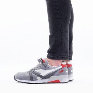 נעליים דיאדורה לגברים Diadora Mesh Italia - אפור
