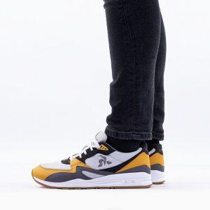 נעליים לה קוק ספורטיף לגברים Le Coq Sportif LCS R800 - לבן/צהוב