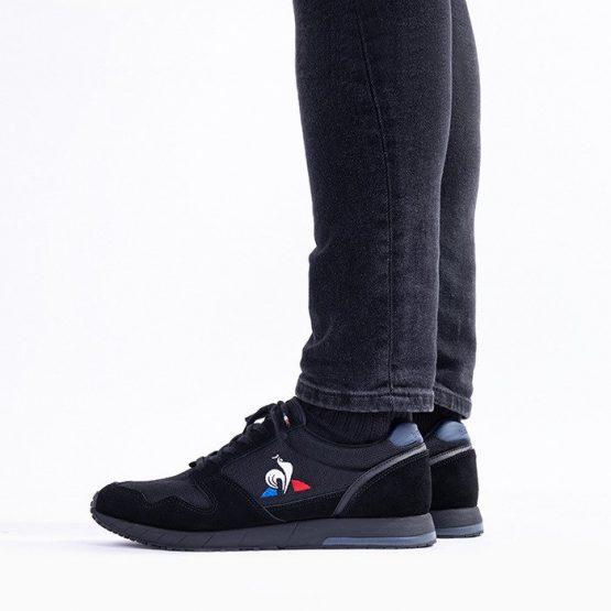 נעליים לה קוק ספורטיף לגברים Le Coq Sportif Sportif Jazy - שחור