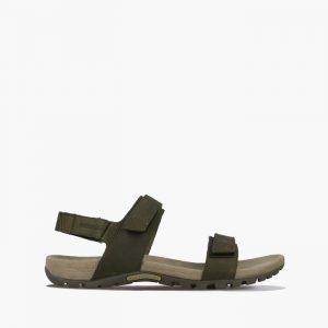 נעליים מירל לגברים Merrell Sandspur Backstrap Leather - ירוק