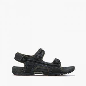 נעליים מירל לגברים Merrell Vapor Glove 3 Luna Leatherr - אפור