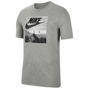 ביגוד נייק לגברים Nike Air Photo - אפור