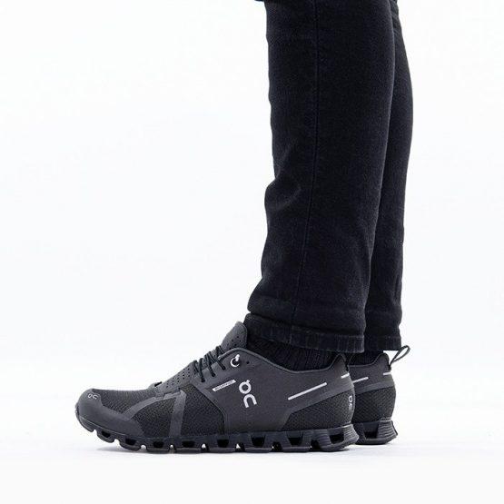 נעליים און לגברים On Running Cloud Waterproof - שחור