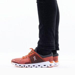 נעלי ריצה און לגברים On Running Cloudswift - כתום