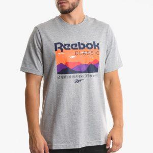 ביגוד ריבוק לגברים Reebok Classics Trail - אפור