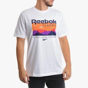 ביגוד ריבוק לגברים Reebok Classics Trail - לבן