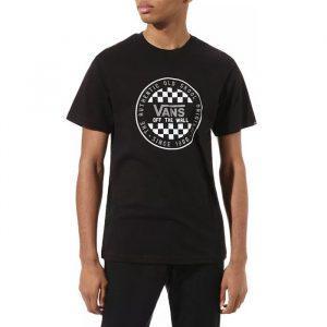 ביגוד ואנס לגברים Vans OG Checker - שחור