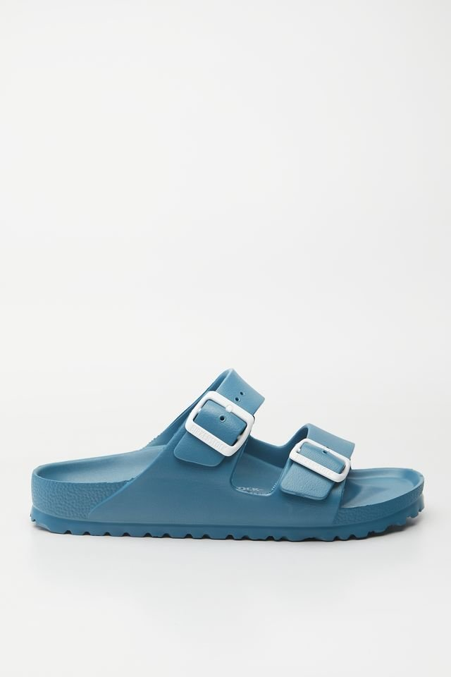 נעליים בירקנשטוק לנשים Birkenstock Arizona EVA - תכלת