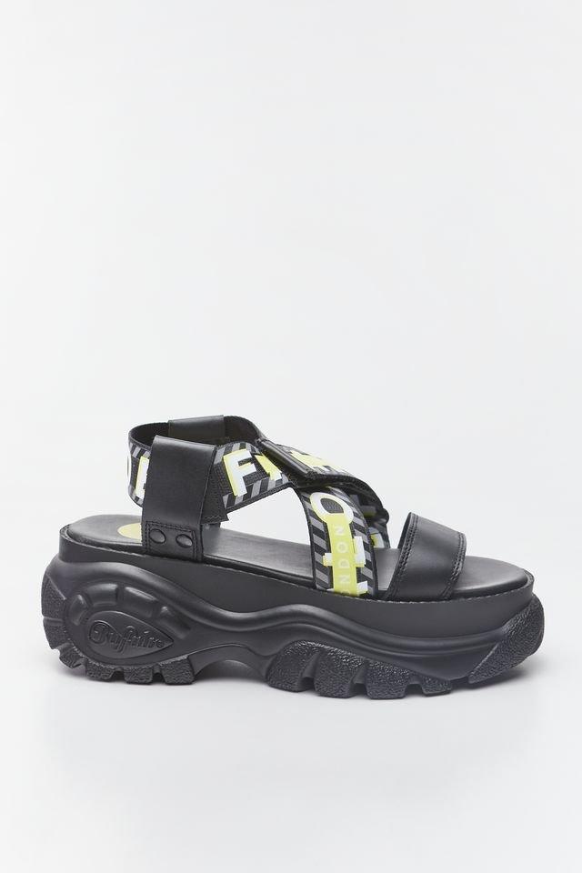נעליים Buffalo לנשים Buffalo BO - שחור