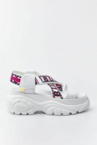 נעליים Buffalo לנשים Buffalo BO - לבן