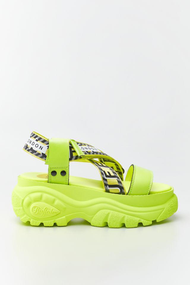 נעליים Buffalo לנשים Buffalo BO - צהוב