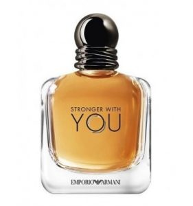 פארם Giorgio Armani לגברים Giorgio Armani Stronger With You 100ml - כתום