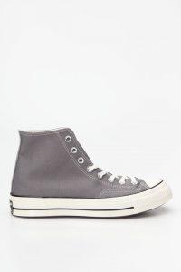 נעליים קונברס לגברים Converse CHUCK 70 HI 946 - אפור
