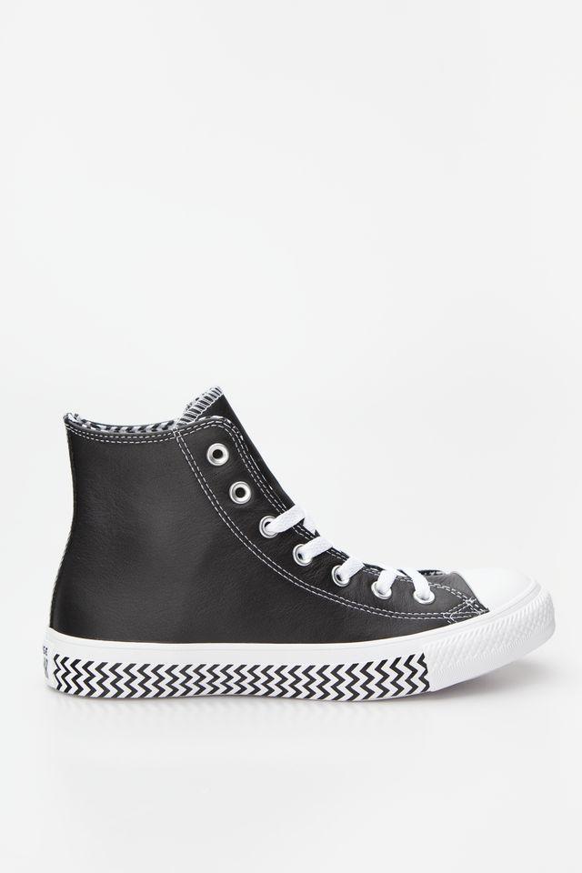 נעליים קונברס לנשים Converse Chuck Taylor All Star Hi - צבעוני כהה