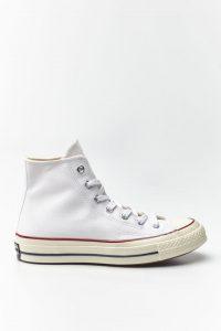 נעלי סניקרס קונברס לגברים Converse CHUCK TAYLOR ALL STAR 70 - לבן