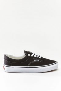 נעלי סניקרס ואנס לגברים Vans Era - שחור/לבן