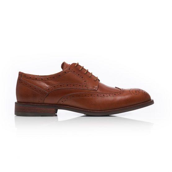 נעליים נו ברנד לגברים NOBRAND Wind 5 - חום