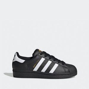 נעליים Adidas Originals לנשים Adidas Originals Superstar 2.0 J - לבן/שחור