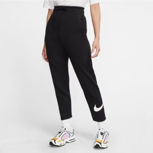 ביגוד נייק לנשים Nike Sportswear Swoosh - שחור