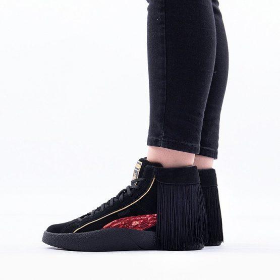 נעליים פומה לנשים PUMA X CHARLOTTE OLYMPIA Love Charlotte - שחור