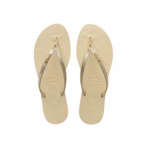 נעליים הוויאנס לנשים HAVAIANAS You Shine - בז'