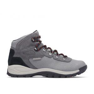 נעלי טיולים קולומביה לגברים Columbia Newton Ridge LT Waterproof - אפור