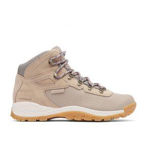 נעלי טיולים קולומביה לגברים Columbia Newton Ridge LT Waterproof - בז'