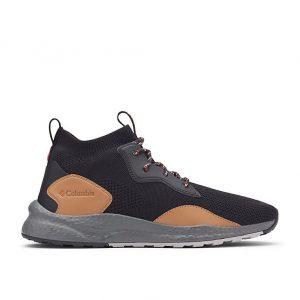 נעלי סניקרס קולומביה לגברים Columbia Shift Mid Breeze - שחור