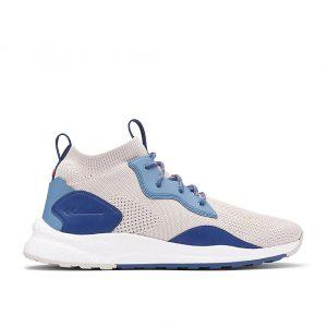נעלי סניקרס קולומביה לגברים Columbia Shift Mid Breeze - לבן/ כחול