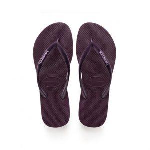 נעליים הוויאנס לנשים HAVAIANAS Slim Velvet - סגול