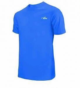 חולצת אימון VN לגברים VN Running T V1 - כחול