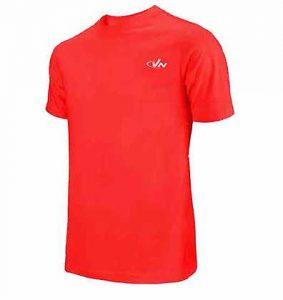 חולצת אימון VN לגברים VN Running T - אדום