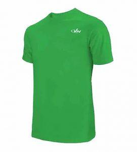 חולצת אימון VN לגברים VN Running T V1 - ירוק