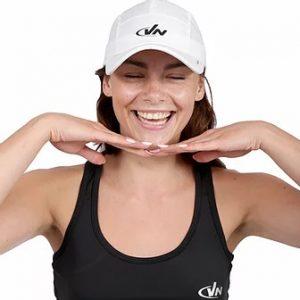 אביזרי ספורט VN לגברים VN Soft Running Cap - לבן