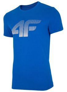 חולצת T פור אף לגברים 4F NOSH4 - כחול
