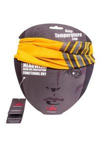 אביזרי ספורט VN לגברים VN MultiFunctional Headwear - צהוב