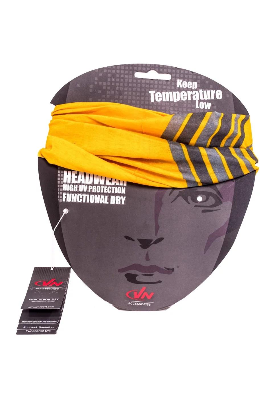 אביזרים VN לגברים VN MultiFunctional Headwear - צהוב