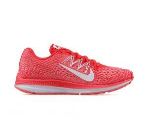 נעליים נייק לנשים Nike Air Zoom Winflo 5 - אדום יין