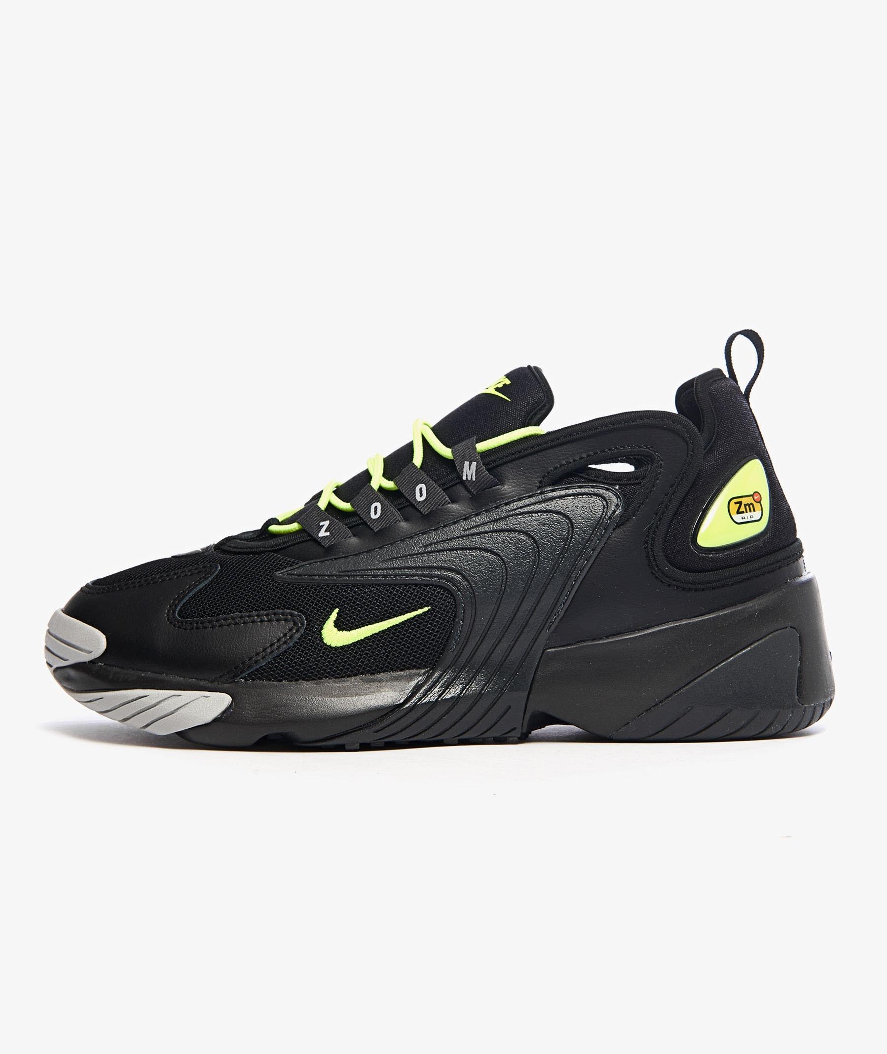 נעליים נייק לגברים Nike ZOOM 2K - שחור