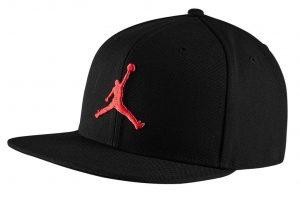 ביגוד נייק לגברים Nike JORDAN PRO JUMPMAN - שחור/אדום