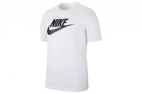 ביגוד נייק לגברים Nike ICON FUTURA - לבן