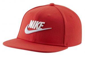 ביגוד נייק לגברים Nike PRO CAP FUTURA 4 - אדום