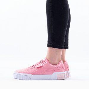נעלי סניקרס פומה לנשים PUMA Cali Patent Jr - ורוד