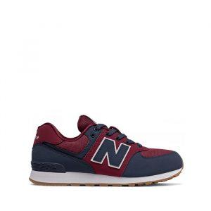 נעליים ניו באלאנס לנשים New Balance GC574 - כחול/אדום