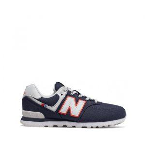 נעלי סניקרס ניו באלאנס לנשים New Balance GC574 - צבעוני כהה