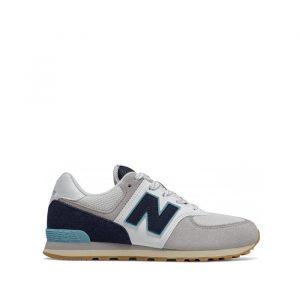 נעלי סניקרס ניו באלאנס לנשים New Balance GC574 - אפור/כחול