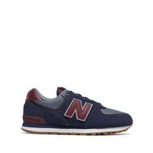 נעלי סניקרס ניו באלאנס לנשים New Balance GC574 - כחול כההאדום