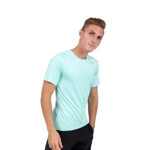 חולצת אימון VN לגברים VN Running T V1 - טורקיז